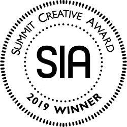 Summit Creative Award 2019 Winner